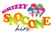 Brizzy Sno Cone Machine Hire