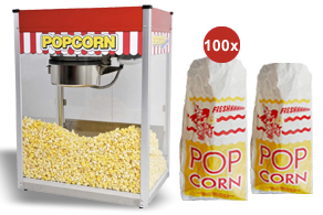 popcorn hire package 1