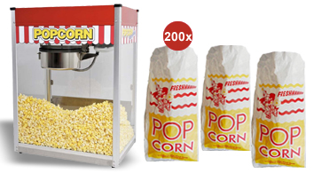 popcorn hire package 3